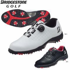 ブリヂストンゴルフ ゴルフシューズ メンズ BSGスパイク SHG520