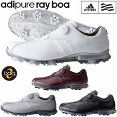 アディダス ゴルフシューズ メンズ アディピュア レイ ボア ADIPURE RAY Boa 2016モデル