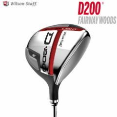 ウィルソン ゴルフ D200 フェアウェイウッド 2016モデル