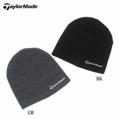 テーラーメイド ゴルフウエア ニットキャップ ニット帽 ビーニー メンズ CCK93 TaylorMade 2016秋冬