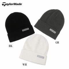 テーラーメイド ゴルフウエア ニットキャップ ニット帽 ビーニー メンズ CCK96 TaylorMade 2016秋冬