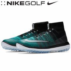ナイキ ゴルフシューズ メンズ フライニット エリート FLYKNIT ELITE 844450 2017モデル