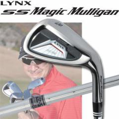 リンクス ゴルフ ウェッジ SS マジックマリガン LYNXオリジナルスチール Lynx Golf ≪マーク金井氏 設計・監修≫