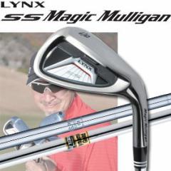 リンクス ゴルフ ウェッジ SS マジックマリガン NS/DGスチール Lynx Golf ≪マーク金井氏 設計・監修≫