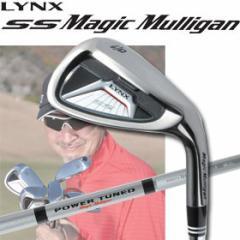 リンクス ゴルフ ウェッジ SS マジックマリガン Lynx POWER TUNEDカーボン Lynx Golf ≪マーク金井氏 設計・監修≫