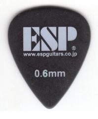 ESP/ポリアセタール ピック ティアドロップ 0.6mm(PT-06P10)