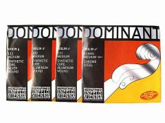 Thomastik INFELD DOMINANT バイオリン弦【4/4用】 E線129MS(ループエンド)・A線131・D線132・G線133 / EADGセット