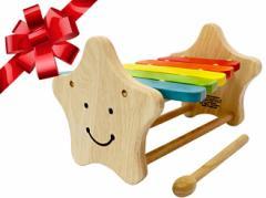 Edute【木琴/たたくおもちゃ】対象年齢:1歳〜 / VOILA (ボイラ) スマイリーシロフォン/S233 / 木のおもちゃ 木製玩具 出産祝い 1