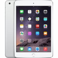 Apple iPad mini 3 Wi-Fiモデル 64GB シルバー MGGT2J/A