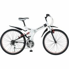 【送料無料】シボレー 26型 折りたたみ自転車   73133A