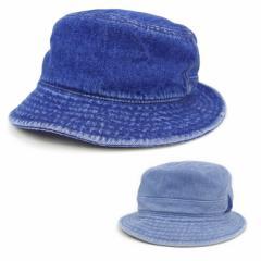 バケットハット デニム 帽子 OCTAVE オクターブ キャップ ハット