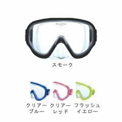 送料無料 水中メガネ シュノーケル 水中マスク ゴーグル 大人 イカリ IKARI AM162 レイナクリアー コンパクトサイズ メンズ レディース