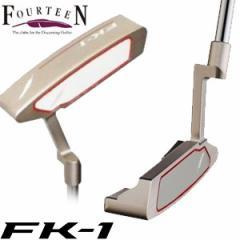 フォーティーン パター FK-1 パター Fourteen 長さ:34.5インチ