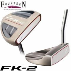 フォーティーン パター FK-2 パター Fourteen 長さ:34.5インチ