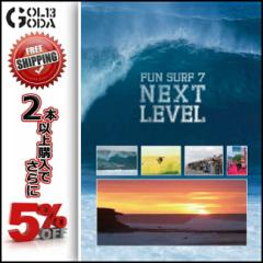 送料無料 10%OFF SURF DVD FUN SURF FUN SURF 7 NEXT LEVEL 人気シリーズの最新作 オススメサーフィンDVD