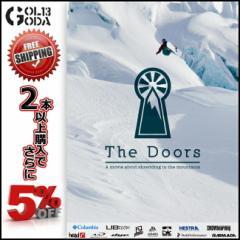 14-15 DVD SNOW HEART FILMS THE DOORS ハートフィルム SNOWBOARD スノーボード スキー バックカントリー
