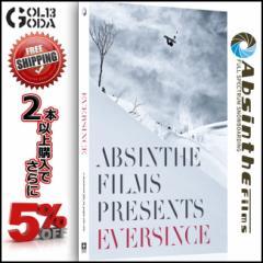 15-16 DVD SNOW EVERSINCE Absinthe Films アブシンス フィルムス スノーボード バックカントリーからスト