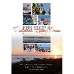 送料無料 10%OFF SURF DVD FUN SURF 4 California summer Dream オススメサーフィンDVD