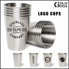 CUPS CO カップスコー LOGO CUPS ステンレスカップカップスコー (5種類)カリフォルニア フェス、キ