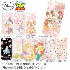 ディズニー PERENNICUTEシリーズ iPhone6s/6対応シェルジャケット
