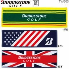 ブリヂストンゴルフ BRIDGESTONE GOLF スポーツタオル TWG63