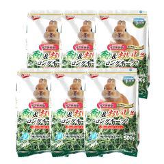 【19周年セール中】バニーグレードチモシー500g【6個セット・1個あたり467円】/うさぎ 牧草