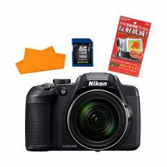 【★SD16GB&カメラバッグ等セット】【送料無料】ニコン(Nikon) デジタルカメラ COOLPIX B700 [カラー選択式] 【メール便不可】