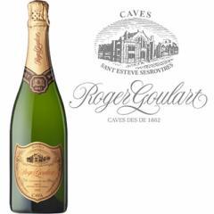 【スパークリングワイン】07158 ロジャーグラート カバ ゴールド ブリュット 2012