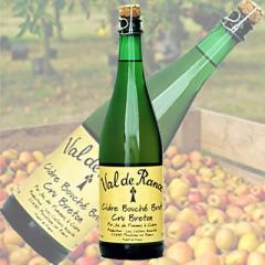 【お酒】750215シードル ヴァル・ド・ランス クリュ・ブルトン 辛口 750ml