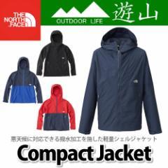 ザノースフェイス ウェア Compact Jacket NP71530...