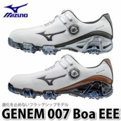 【EEE】ミズノ【ゴルフシューズ】 GENEM 007Boa 3E(EEE) 51GM1700