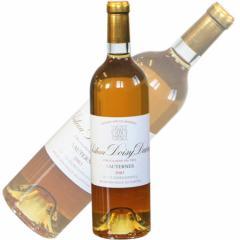 【白デザートワイン】34897 シャトー ドワジィ・デーヌ 2003 750ml
