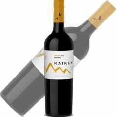 カイケン・マルベック・レゼルヴァ 2013 750ml モンテス S.A. 赤ワイン フルボディ【メール便不可】