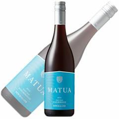 マトゥア リージョナル・ピノ・ノワール・マルボロ [2014] 750ml 赤ワイン ミディアムボディ【メール便不可】