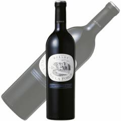 【赤ワイン】656712 イル ラ フォルジュ メルロ 2014 750ml
