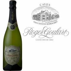 ロジャーグラート カヴァ ブリュット ナチュール 2011 750ml スパークリングワイン 辛口【メール便不可】