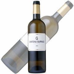 【白ワイン】647728 ル・ジェ・ド・シャトー・ギロー 2015 750ml