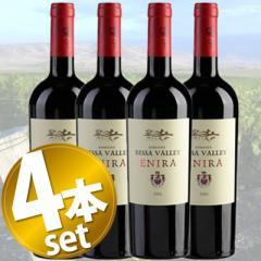 【赤ワイン4本セット】エニーラ 2011 750ml ベッサ・ヴァレー・ワイナリー