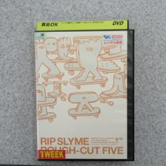 ROUGH-CUT FIVE 2枚組 [RIP SLYME]|中古DVD【中古】