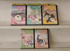 リトル チャロ 1〜5 (全5枚)(全巻セットDVD) 中古DVD【中古】
