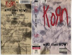 【VHSです】KORN WHO THEN KNOW? [字幕] 中古ビデオ【中古】