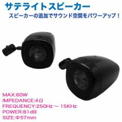 FUSION ピアノブラック 天吊りタイプ サテライトスピーカー FSN-499/
