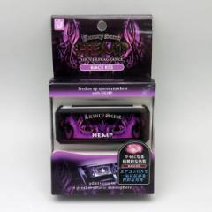 芳香剤 HEMP ヘンプ ブラックキスの香り エアコン吹出し口取付け/ノル:OA-HAL-1-4