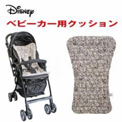 ディズニー/Disney ミッキー クッションマット ベビーカー用 オールシーズン対応 丸洗いOK/ナポレックス:BD-135