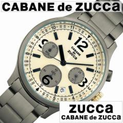 [正規品]ZUCCa腕時計 カバンドズッカ時計 CABANE de ZUCCa 時計 ズッカ ミニ ミリタリー ボーイズ mini militaliy AJGT010