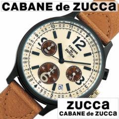 [正規品]ZUCCa腕時計 ズッカ時計 ZUCCa 時計 カバンドズッカ ミニ ミリタリー ボーイズ [革ベルト ベルト レザー] AJGT011