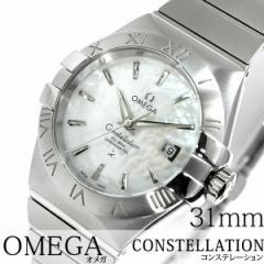 OMEGA腕時計 [ オメガ時計 ] OMEGA オメガ 時計 コンステレーションブラッシュ ( ConstellationBrushedCo-Axial ) OM-12310312005001