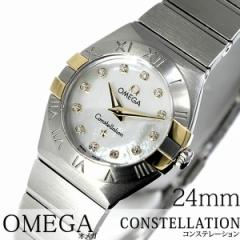OMEGA腕時計 [ オメガ時計 ] OMEGA オメガ 時計 コンステレーションブラッシュ ( ConstellationBrushed ) OM-12320246055006