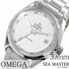 OMEGA腕時計 [ オメガ時計 ] OMEGA オメガ 時計 シーマスターアクアテラ ( Sea MasterAqua Terra ) OM-23110396002001