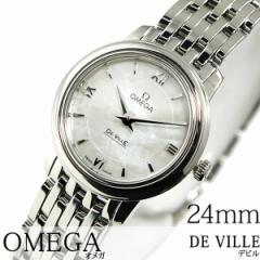OMEGA腕時計 [ オメガ時計 ] OMEGA オメガ 時計 デビルプレステージ ( De villePrestige ) OM-42410246005001